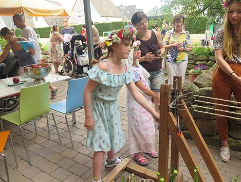Sommerfest 2019 Kinderpalliativzentrum