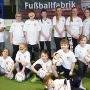 Fussballfabrik Anderbrügge SisBroJekt Kinderpalliativzentrum