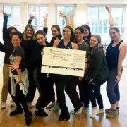Tanztag Spendenaktion Kinderpalliativzentrum