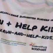 Runandhelp Spendenaktion KInderpalliativzentrum