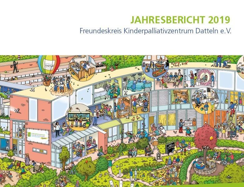 Jahresbericht 2019 Kinderpalliativzentrum