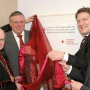 Vodafone Stiftungsinstitut Einweihung Zernikow Laumann Bischof Genn Andler